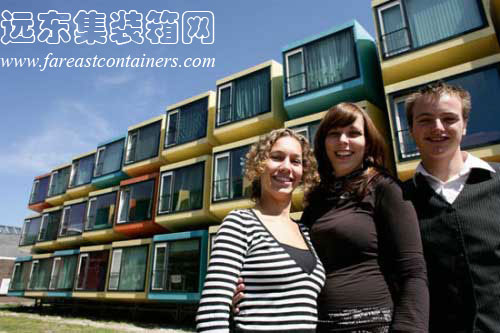 集装箱活动房屋式钢结构建筑在各个行业扮演着重要