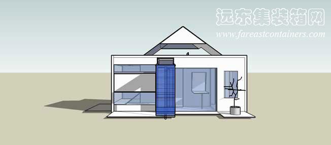 房屋俯视图素材