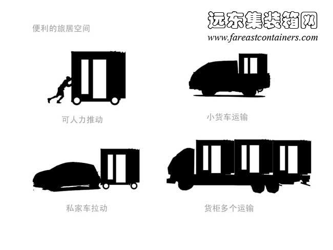 二手集装箱活动房屋精品设计:微积分(完)
