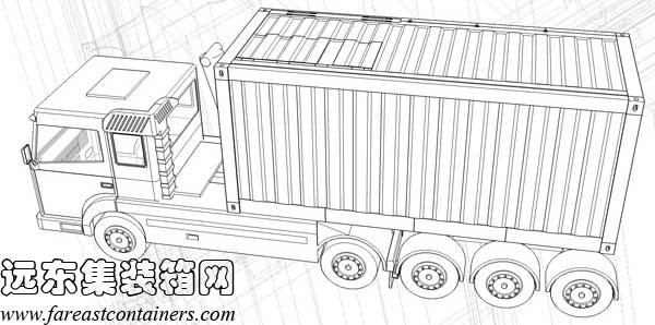 集装箱设计精品图纸活动:集装箱临时住宅(1)显示器加固型cad房屋图片