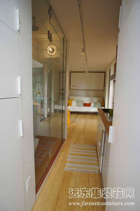 集装箱活动房屋创意建筑设计:sunset idea house(2)