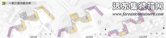 2013年3月4日 节能、环保、低碳的生活概念 交通便利,强调绿化。集装箱建筑对格局、采光、配套等细节更为看重;普遍接受绿色环保、可持续发展得概念。不习惯于太拘束的环境,强调个性。 移动性、操作性强 集装箱建筑不受地基与环境限制,随意组装连接。施工方便简洁,相对应混凝土建筑可以缩短2/3的工程周期。        相关新闻: