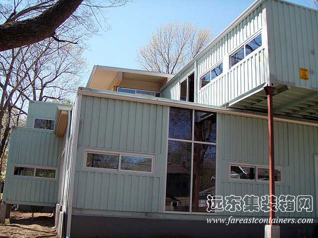Shipping Container Home,集装箱房屋,集装箱住宅,集装箱活动房,住人集装箱,集装箱建筑