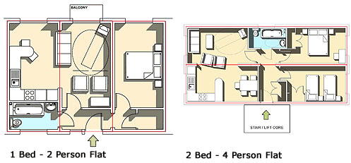 长12米宽8米2层别墅住宅平面设计图展示