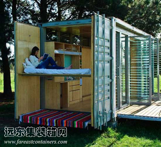 当代集装箱建筑模块化设计策略研究(5)