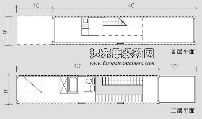 当代集装箱建筑模块化设计策略研究(15)