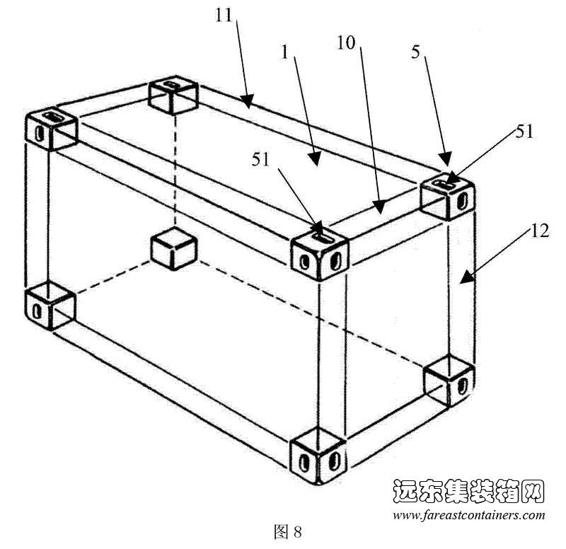 集装箱房子的结构图纸_用于集装箱建筑单元模块多层或高层建筑的连接结构(完)_远东 ...