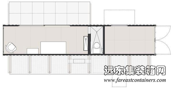 房屋内部结构设计图3d