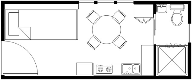 集装箱建造适应性研究与修改设计(20)最强-cad图纸批量建筑高程图片
