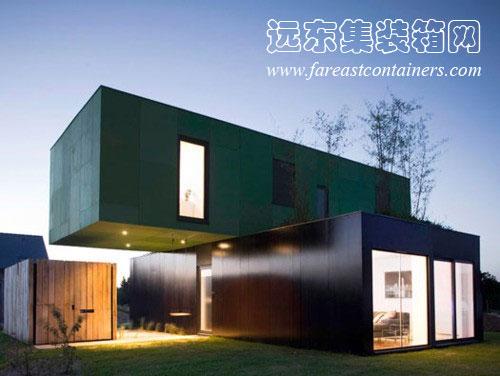 集装箱建筑适应性设计与建造研究(30)