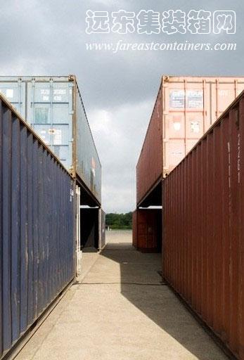 集装箱建筑适应性设计与建造研究(31)