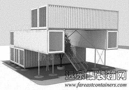 集装箱建筑适应性设计与建造研究(34)