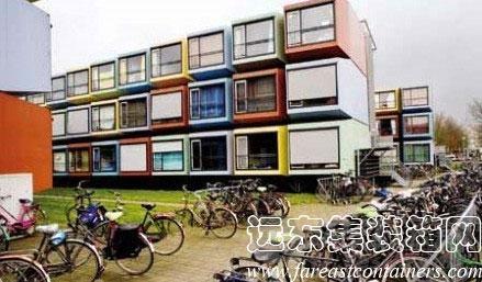 6 for Conteneur appartement