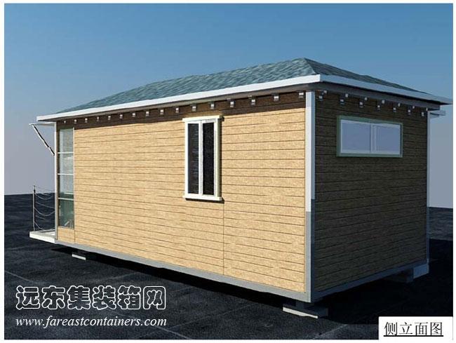 集装箱式活动住宅设计研究(22)