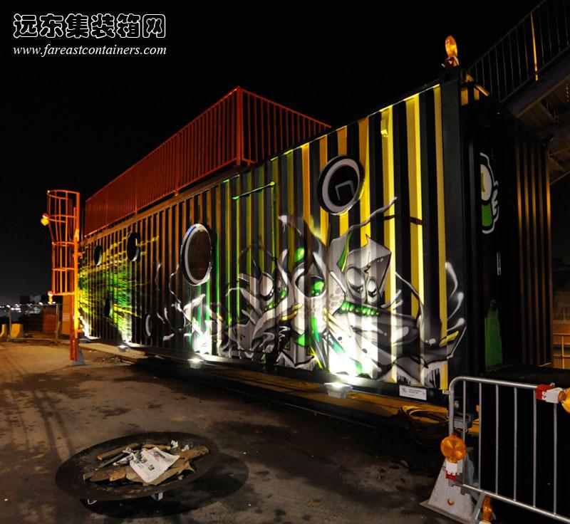 集装箱房屋创意作品: hub 01 (5)