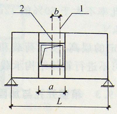 房屋平面结构简图