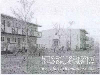 珠海城市职业技术学院集装箱学生公寓