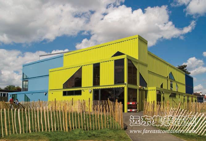 集装箱建筑设计指南及30个案例研究(49)