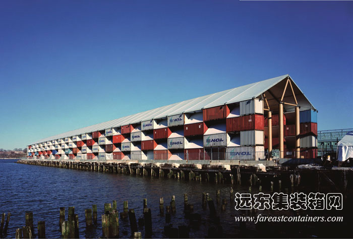 Nomadic for Architecture ephemere shigeru ban
